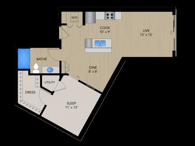 SA | 1505 Apartments & Townhomes