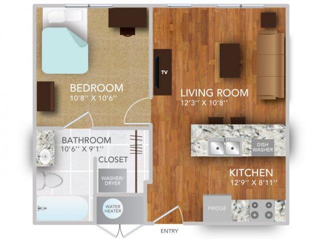 AI | Fayetteville Arkansas Apartments | Atmosphere Apartments