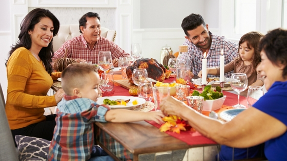 Thanksgiving Day Etiquette-image