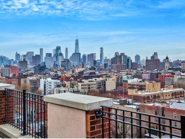Arabella 101, exterior, rooftop sky deck, city view