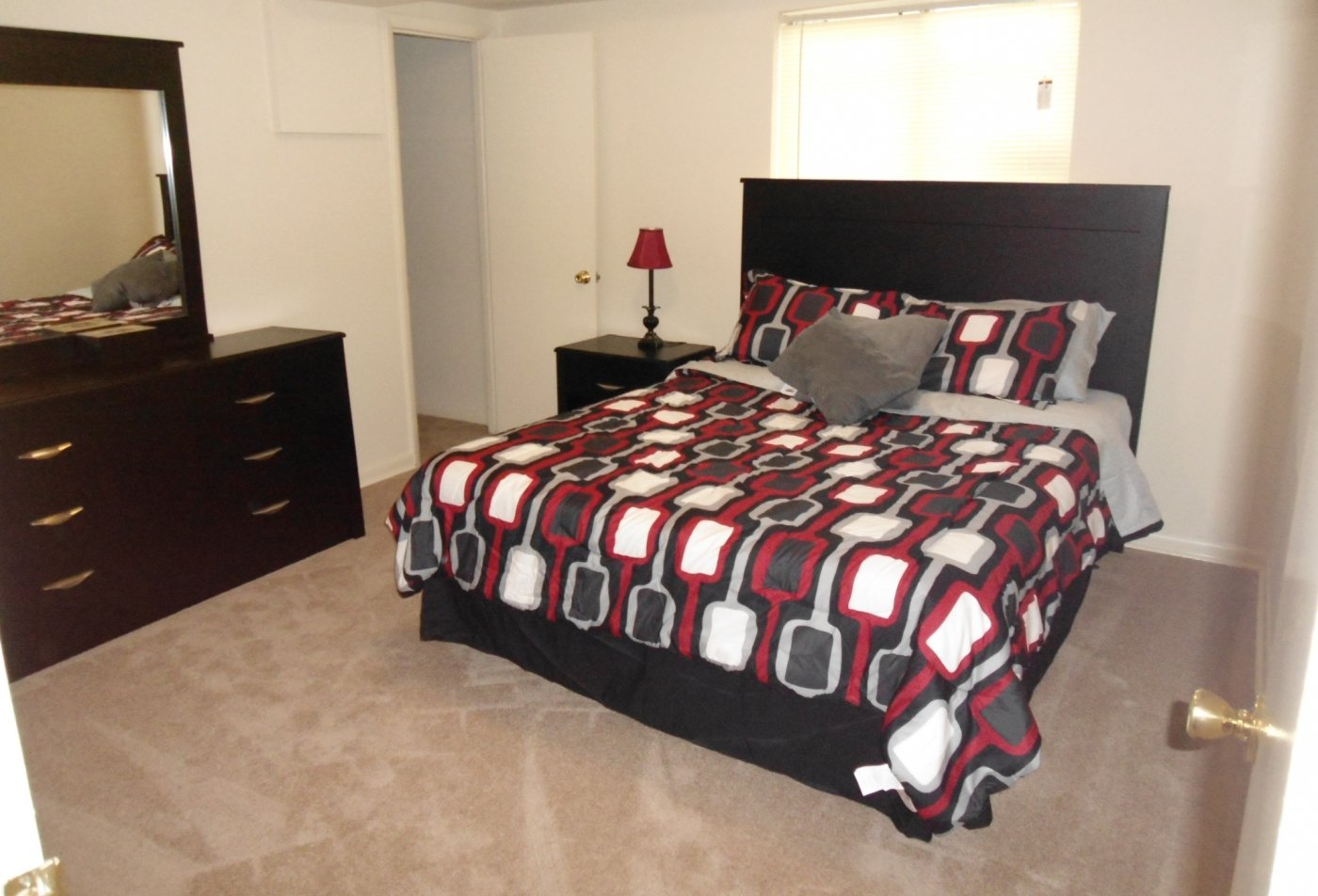 Bedroom | Pennbrooke Station Apartments