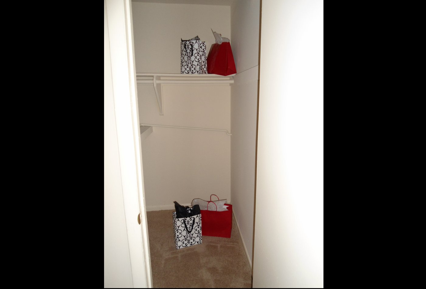 Closet | Pennbrooke Station Apartments