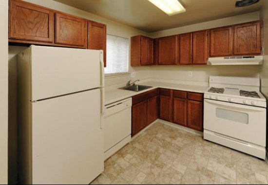 Kitchen | Alexandria Station Apartments
