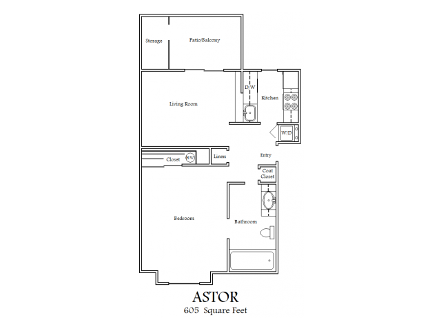1X1 Astor