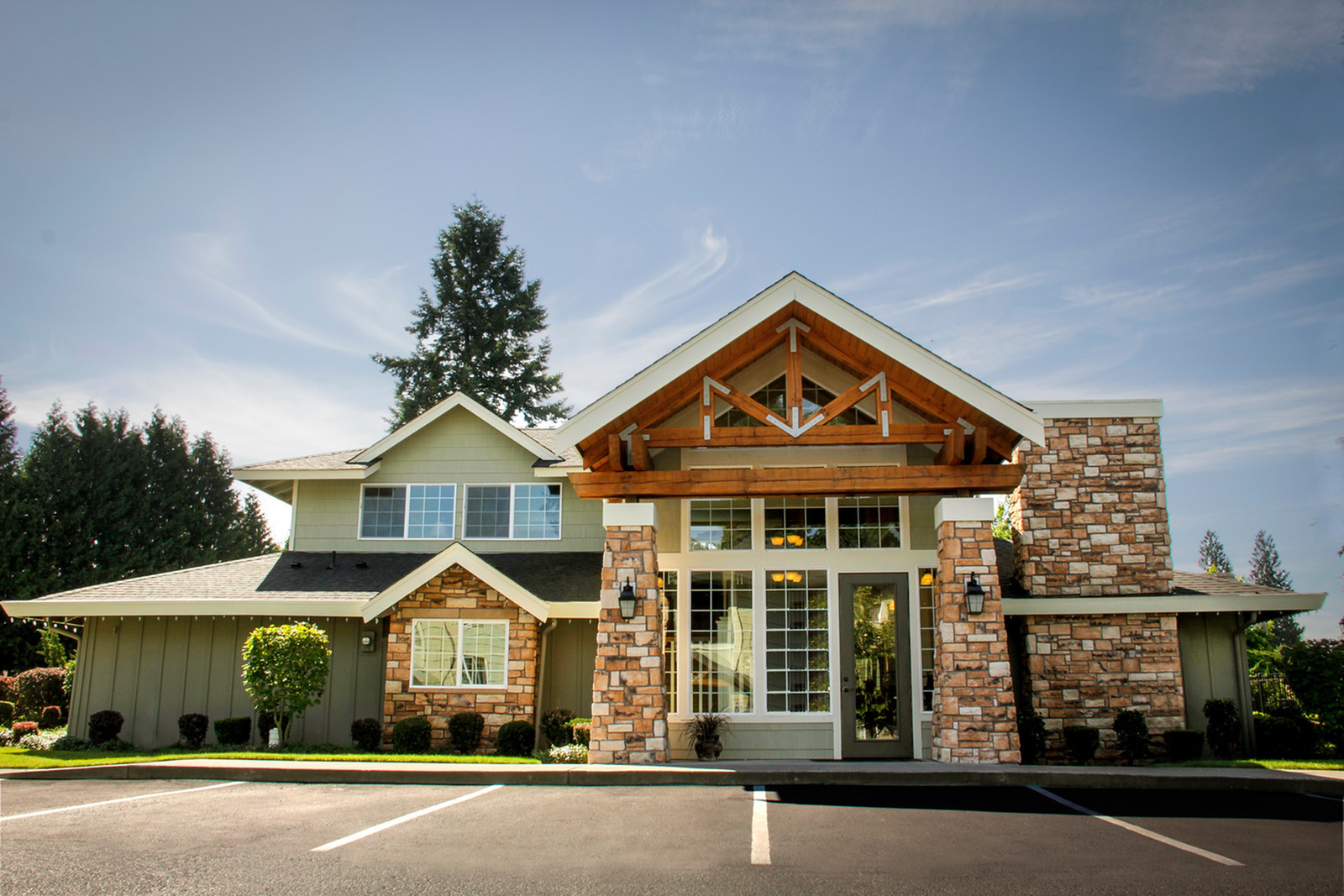 Community Apartment Clubhouse | Puyallup WA Apartments For Rent | Willow Hill Apartments