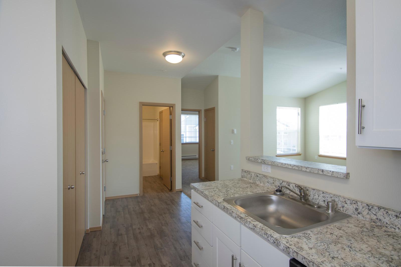 Silver Creek Apartments Gem Heights Puyallup WA