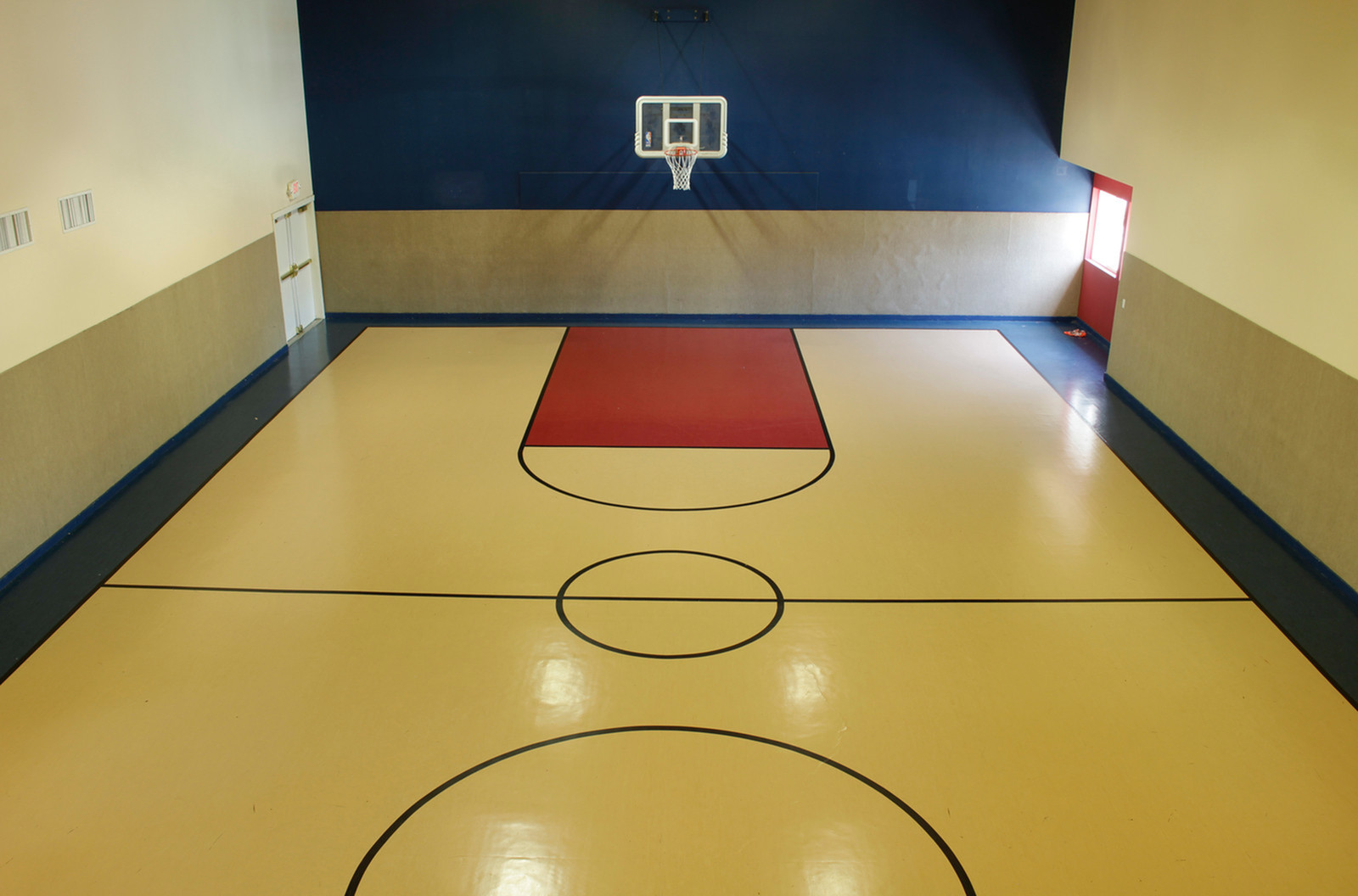Community Basketball Court | Apartments Homes for rent in Tacome, WA | Nantucket Gate