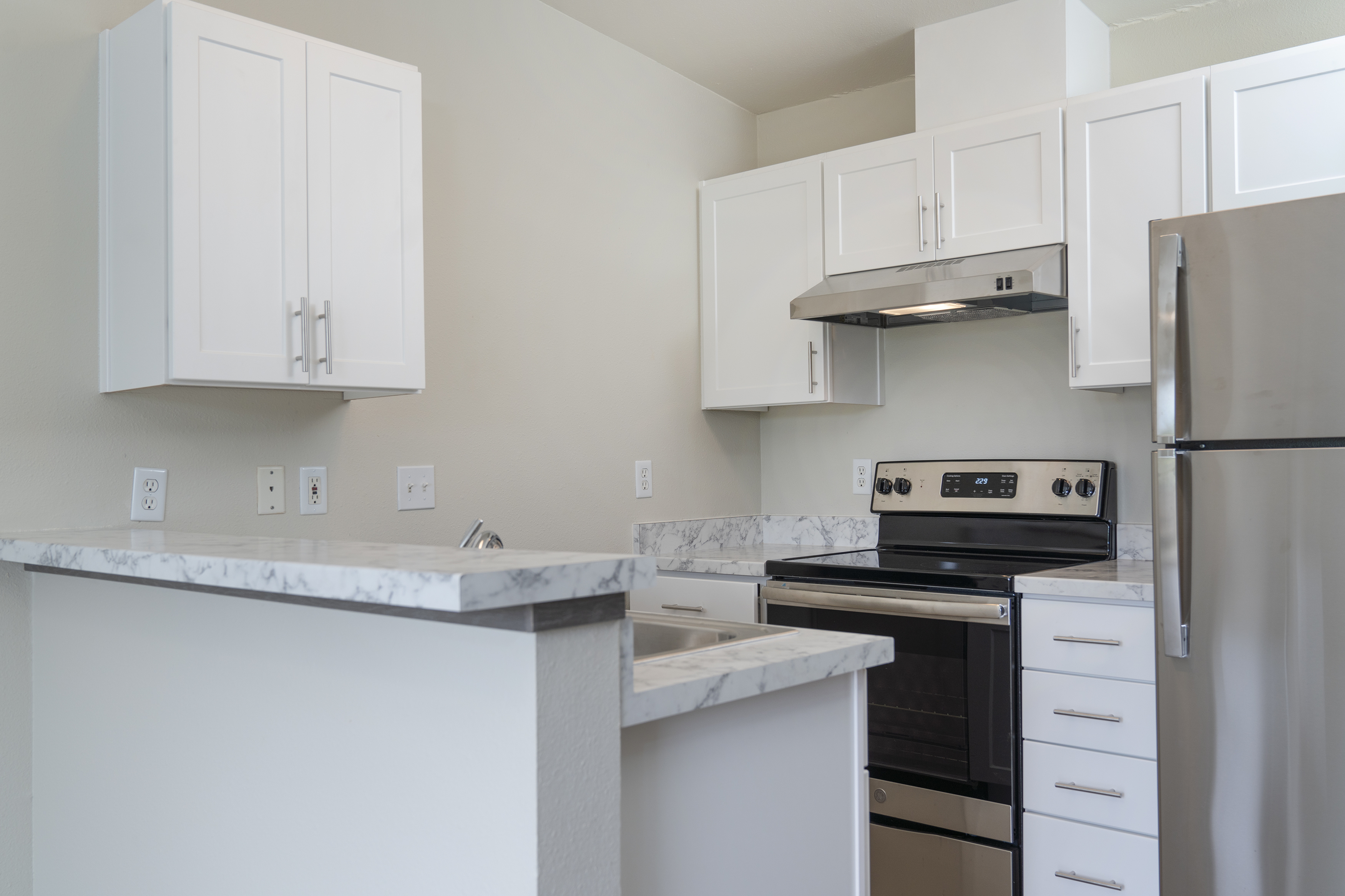 Image of Energy efficient apartments for Nantucket Gate