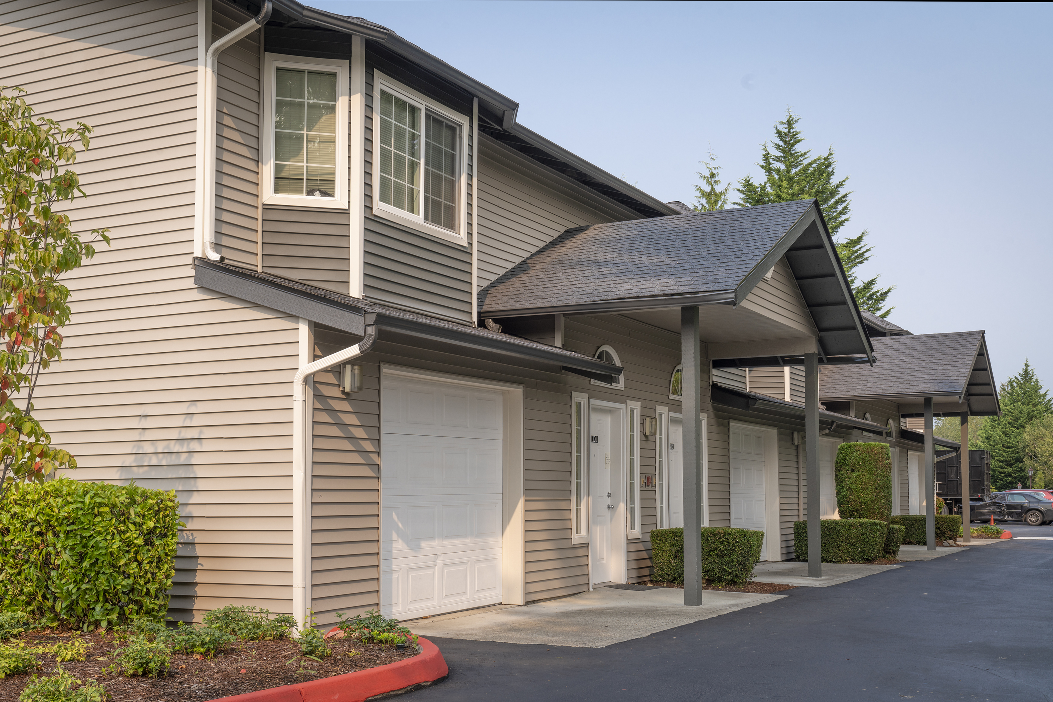 Image of Townhomes With Garages Available for Nantucket Gate