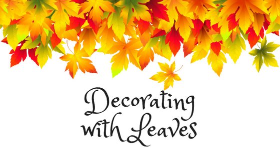 Decorating with Leaves-image