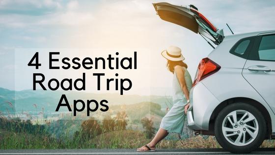 4 Essential Road Trip Apps-image