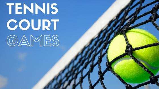 Tennis Court Games-image