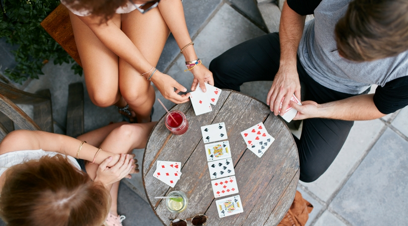 Westminster Towers, Tacoma, WA  December 28th is National Card Playing Day. Celebrate at your apartment with these card game suggestions.