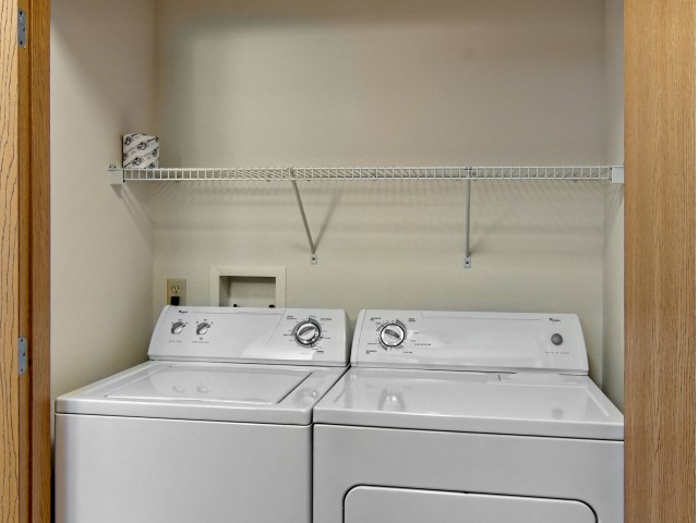 Image of In-unit Laundry for University Village West