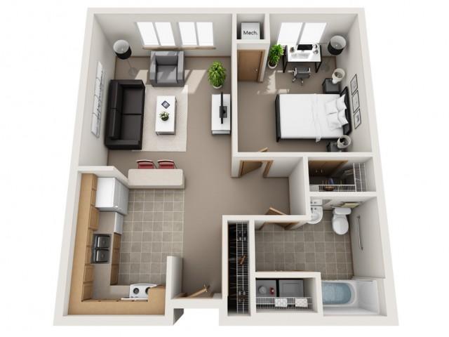 Floor Plan AHCD2