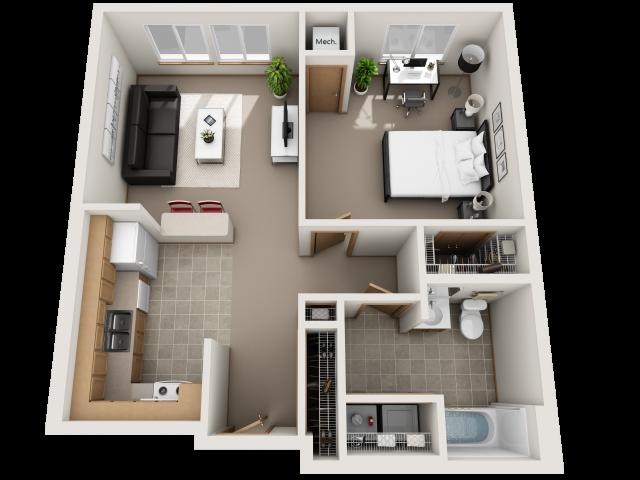 Floorplan A