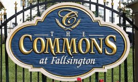 The Commons at Fallsington Logo | Apartments In Morrisville Pa For Rent | The Commons at Fallsington