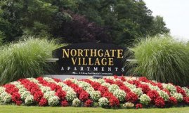 Northgate Village Logo | One Bedroom Apartments Burlington NJ | Northgate Village