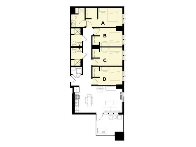 Pearl 6 Terrace