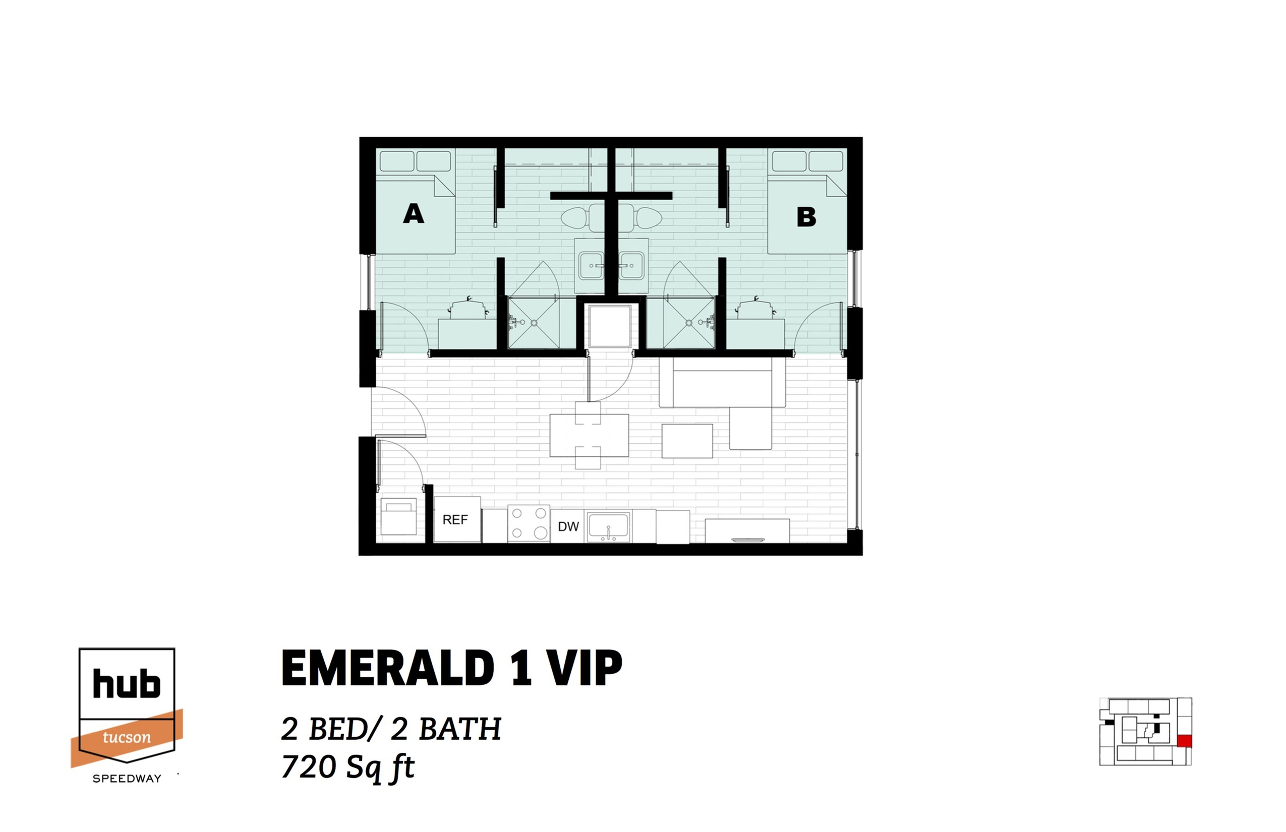 Emerald 1 VIP