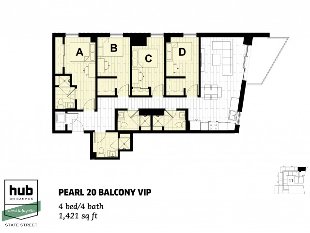 Pearl 20 Balcony VIP