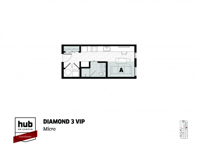 Diamond 3 - VIP - Stadium View