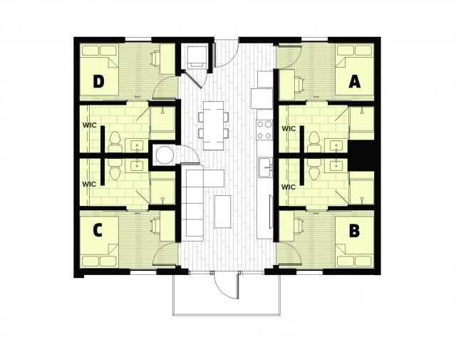 Pearl 6 - Balcony - VIP - Stadium View South