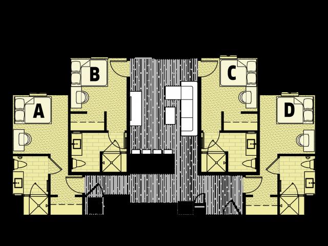 Pearl 1 - Balcony