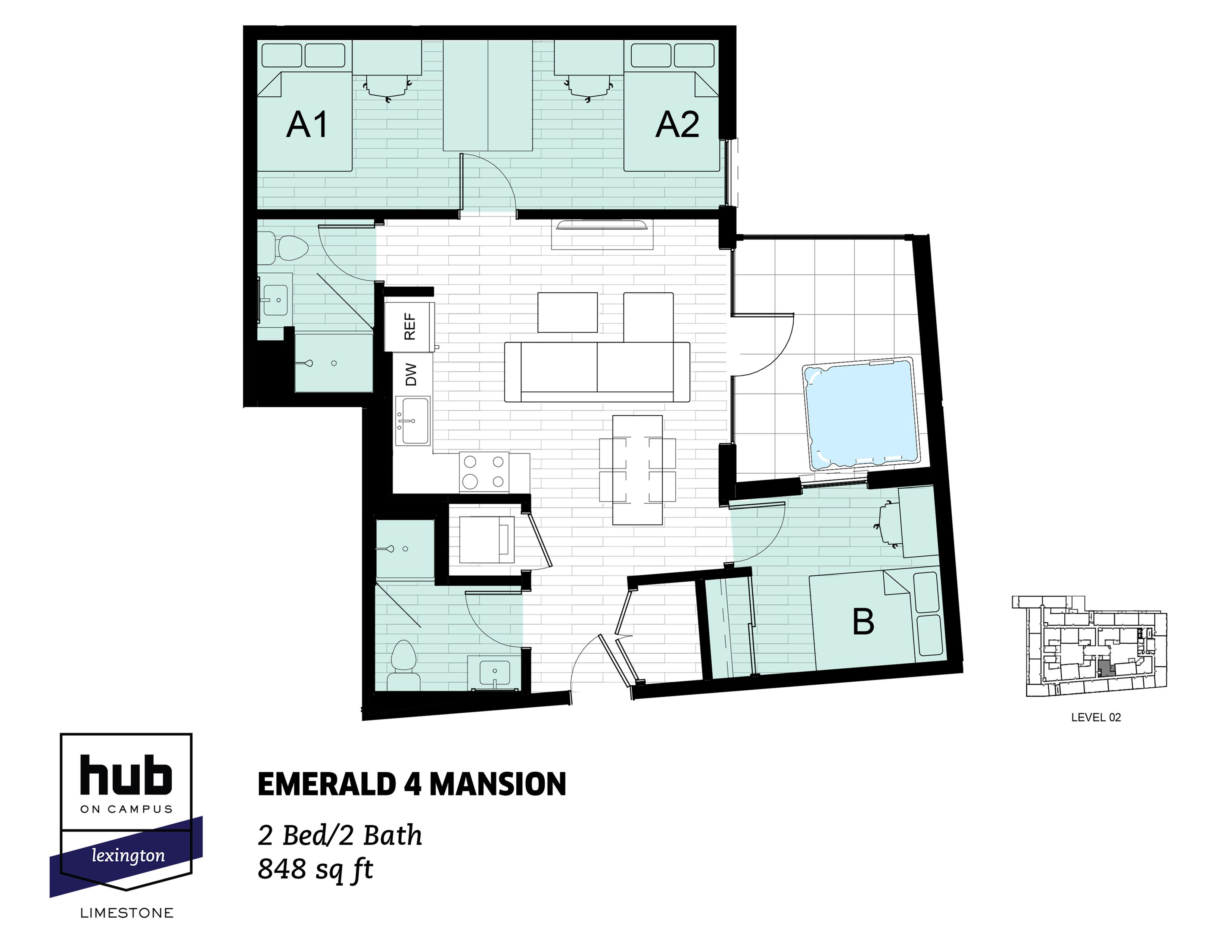 Emerald 4 Mansion