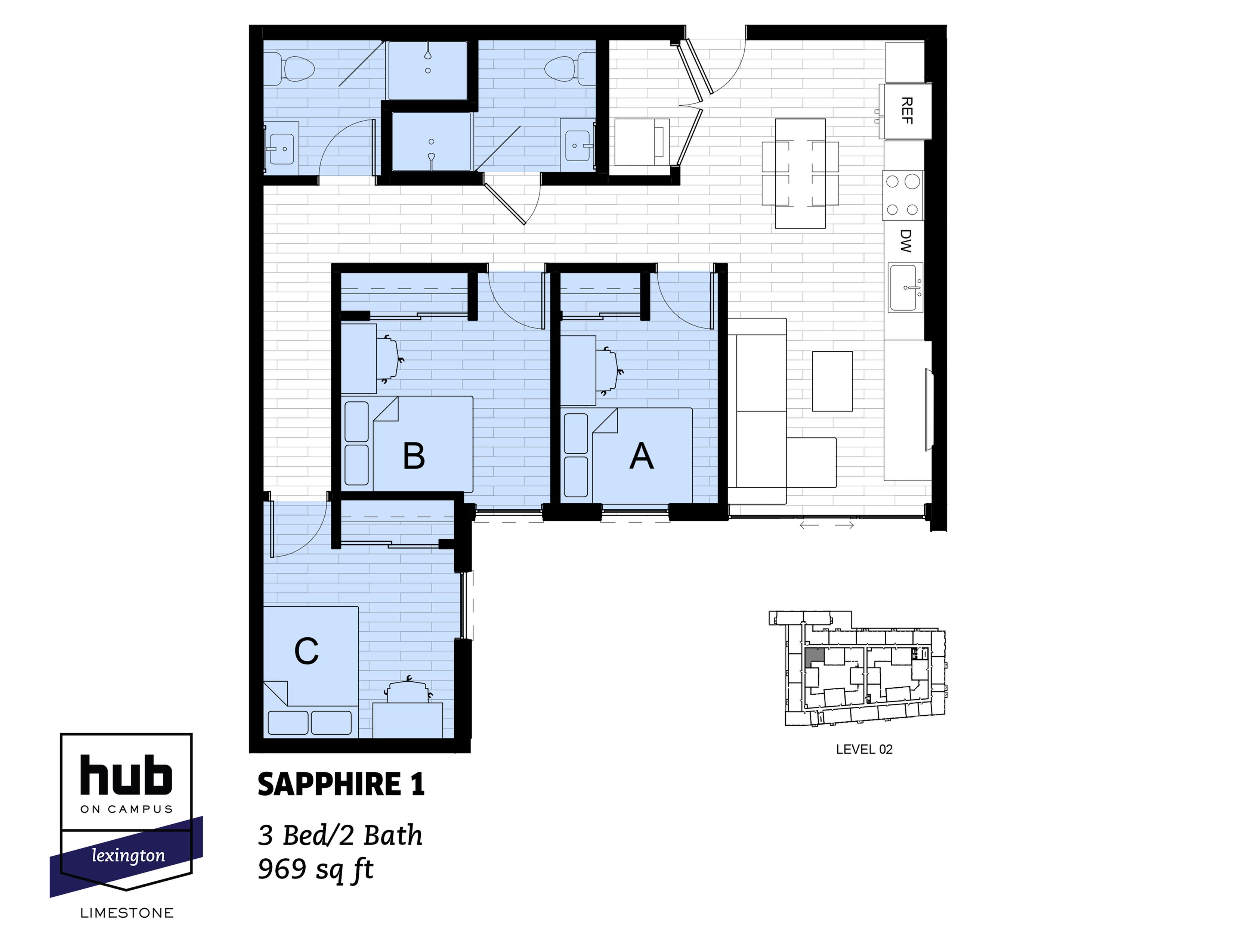 Sapphire 1