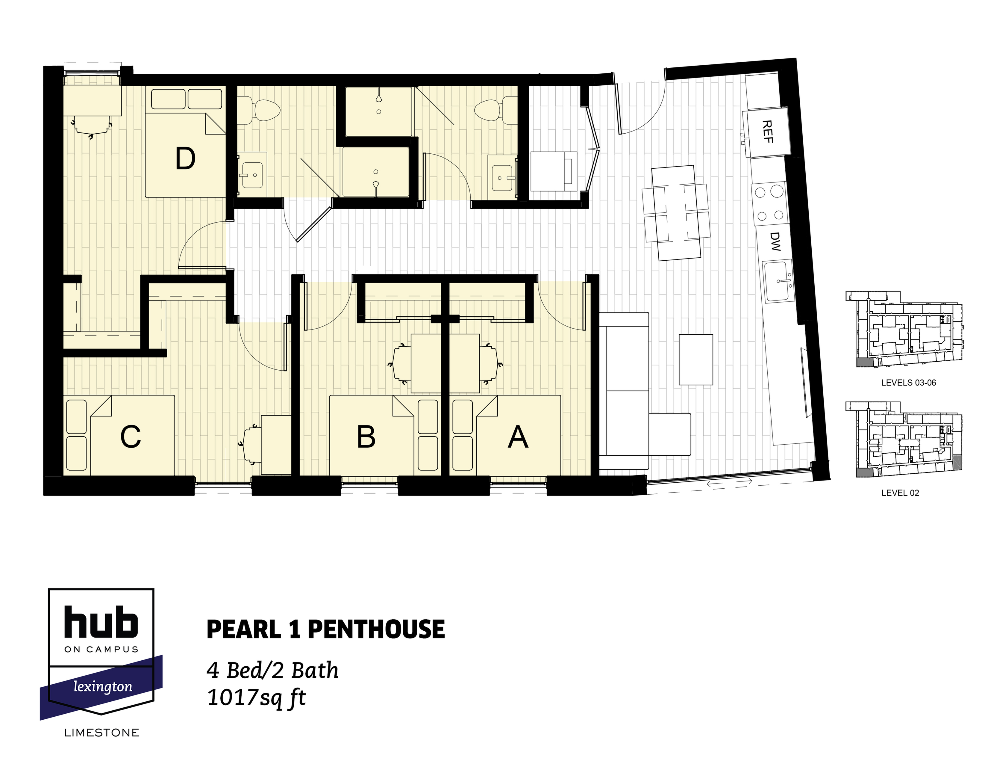 Pearl 1 Penthouse