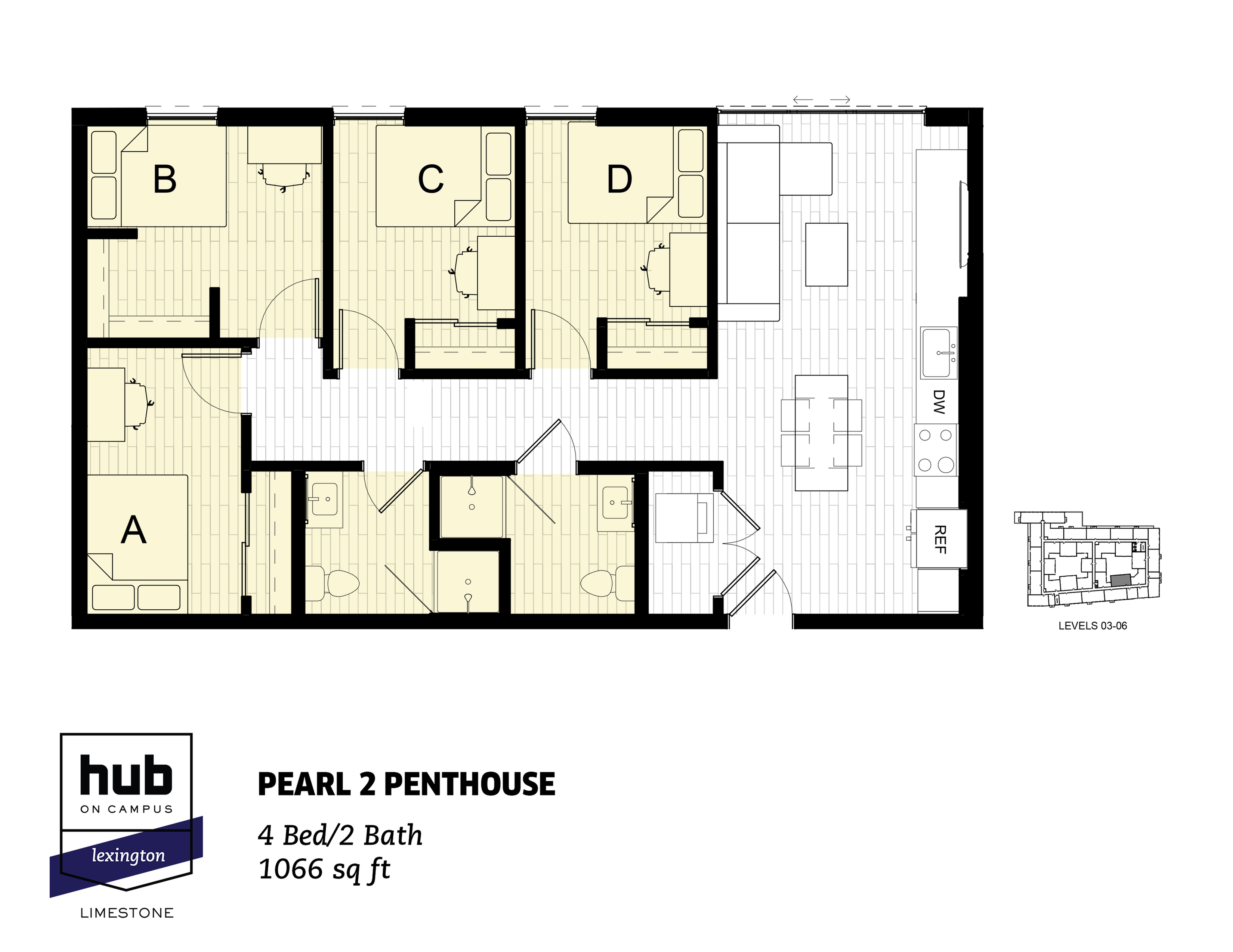Pearl 2 Penthouse