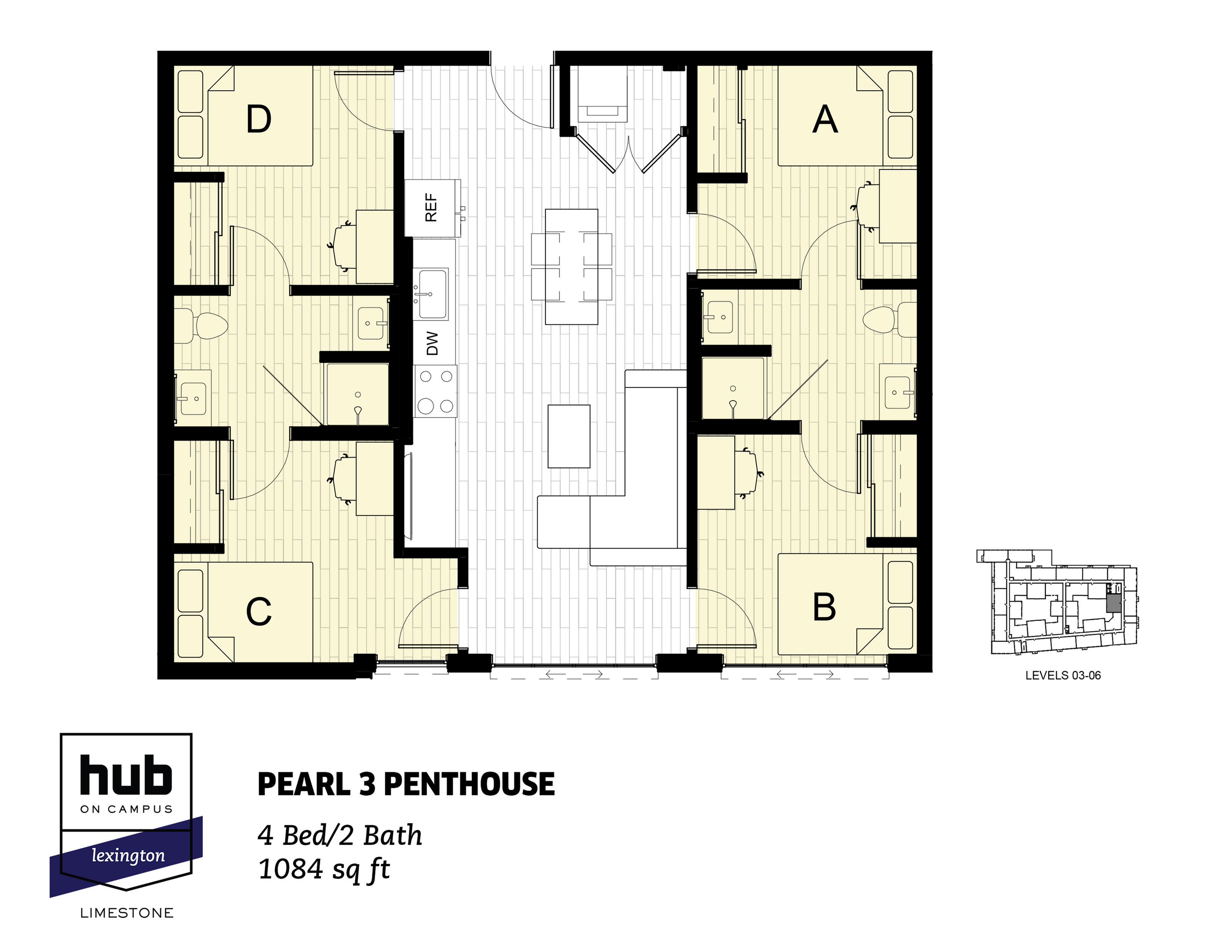 Pearl 3 Penthouse