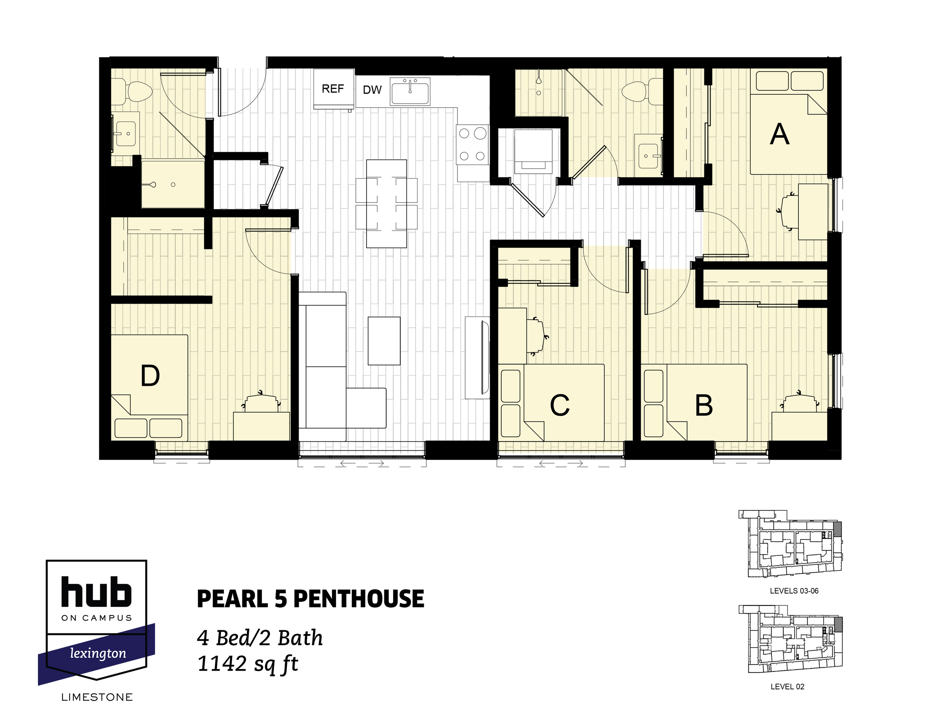 Pearl 5 Penthouse