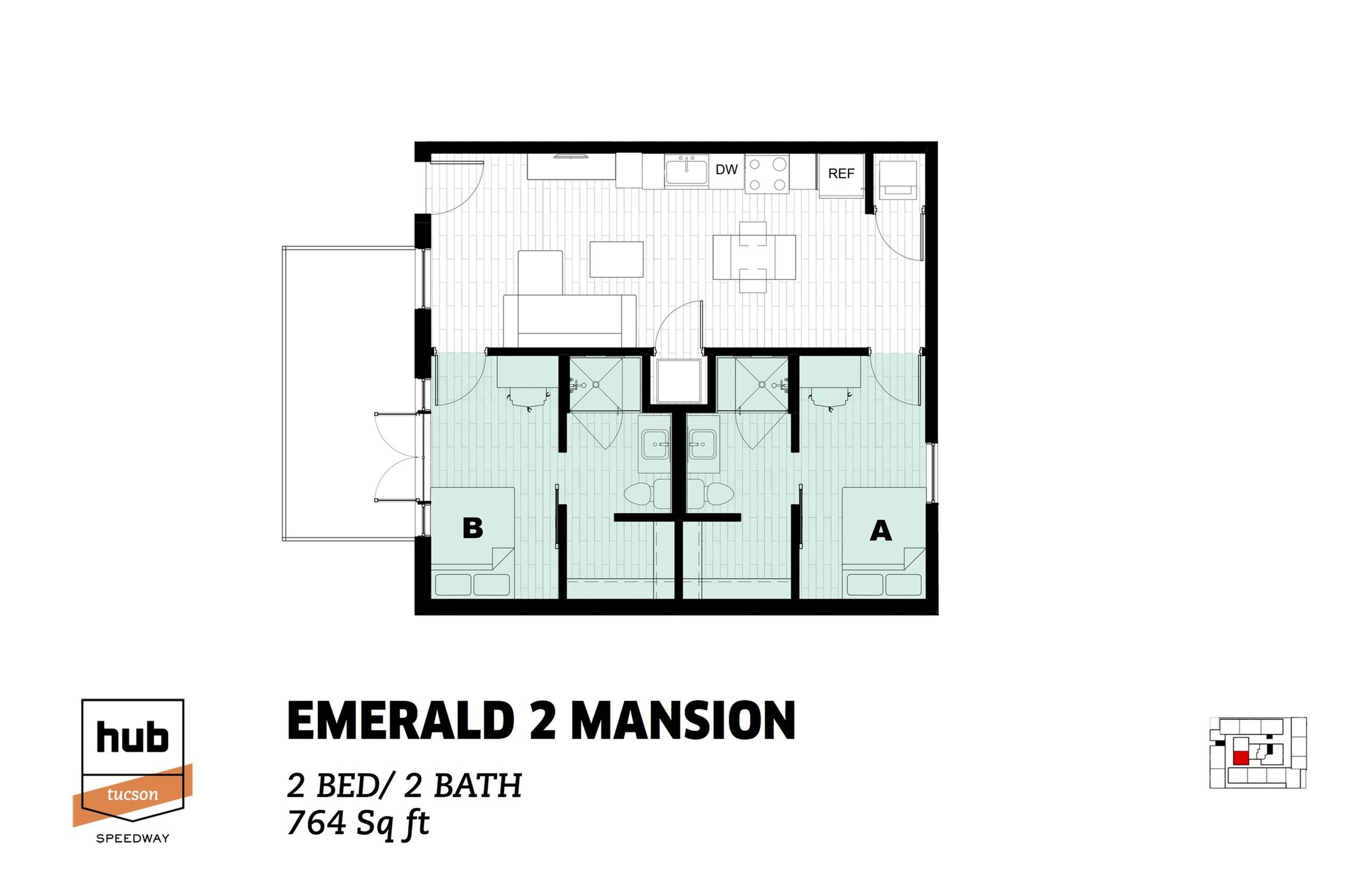 Emerald 2 Mansion