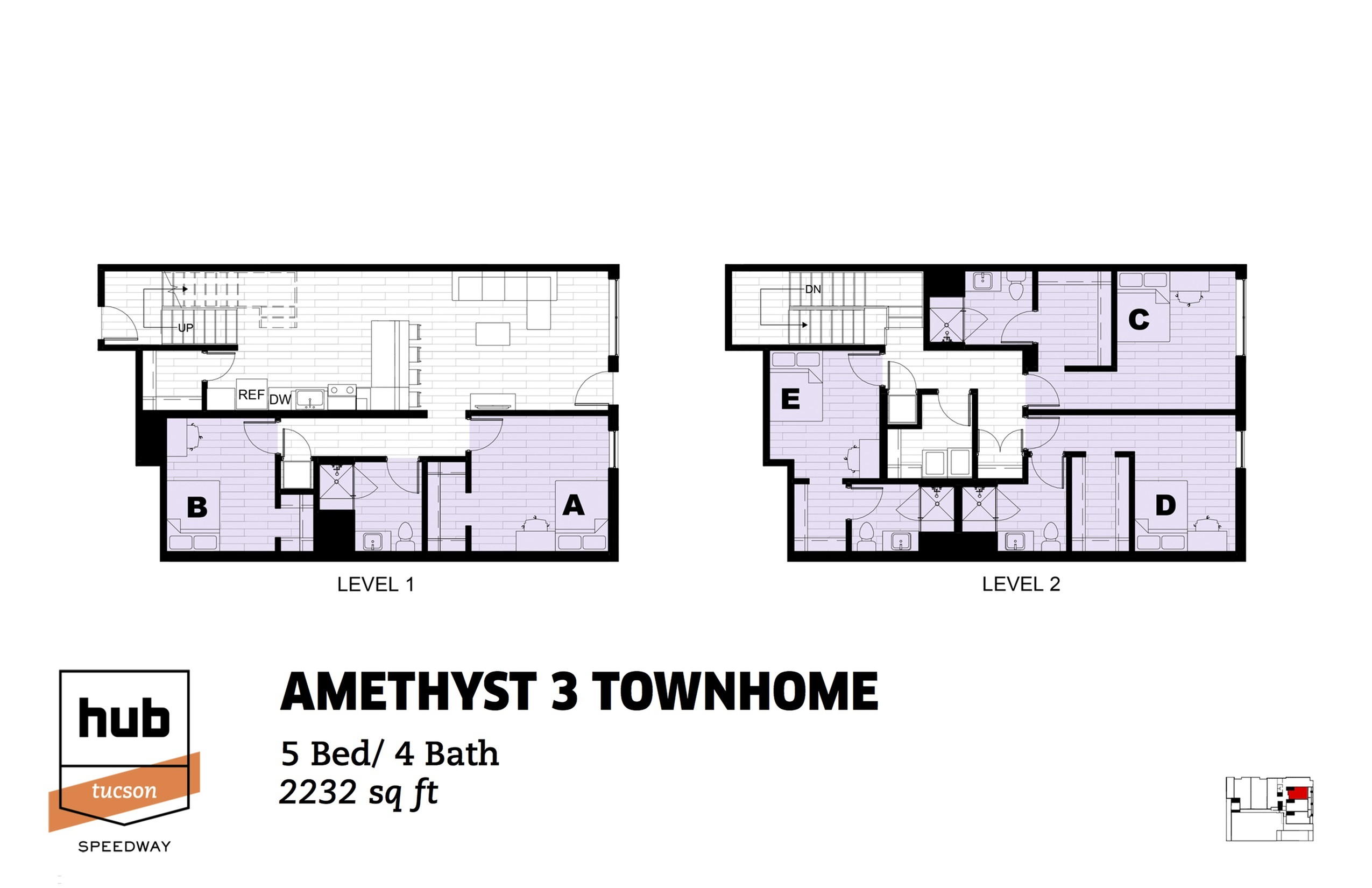 Amethyst 3 Townhome