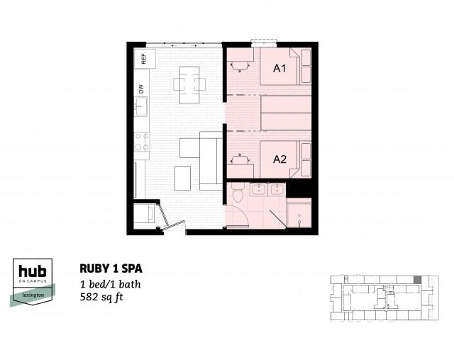 Ruby 1 SPA