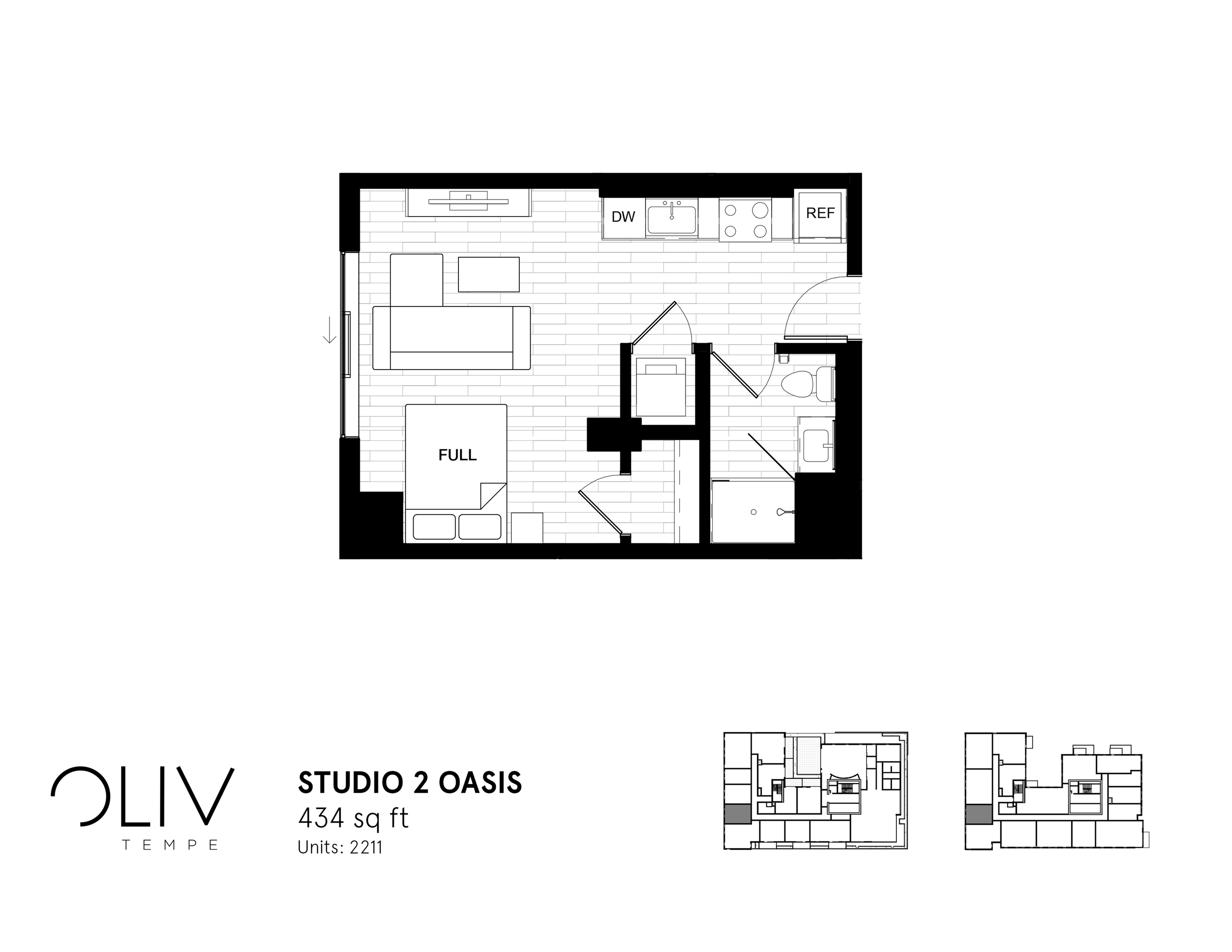 Studio 2 Oasis
