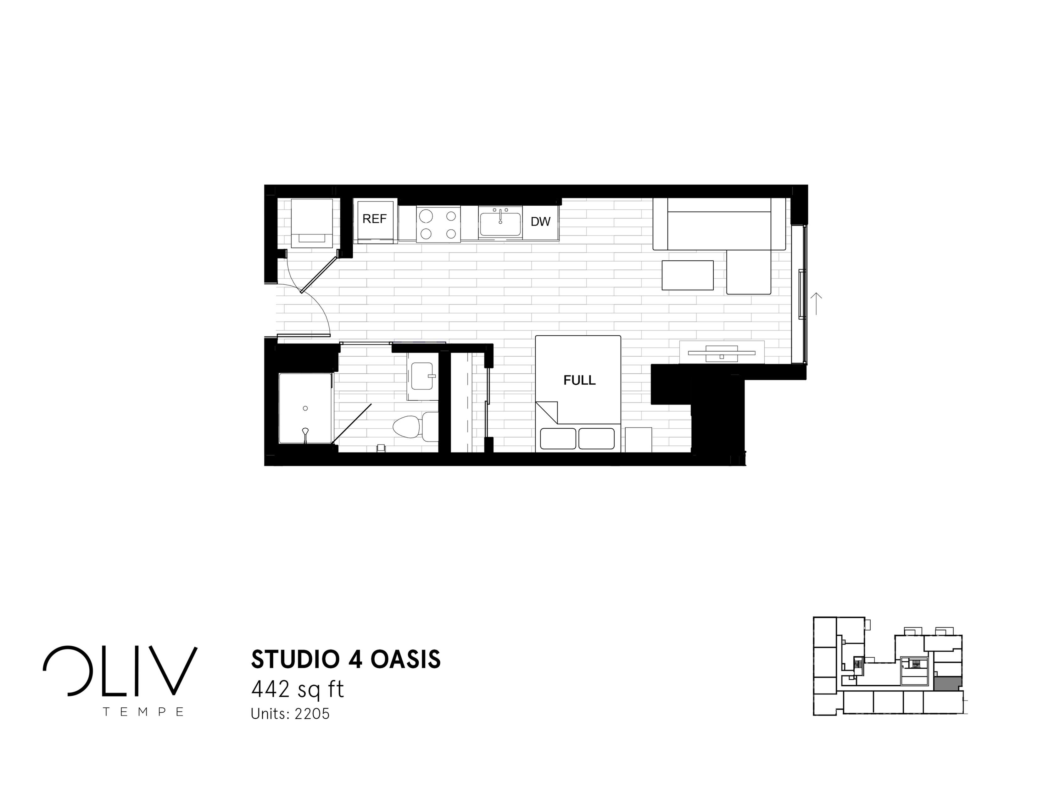 Studio 4 Oasis