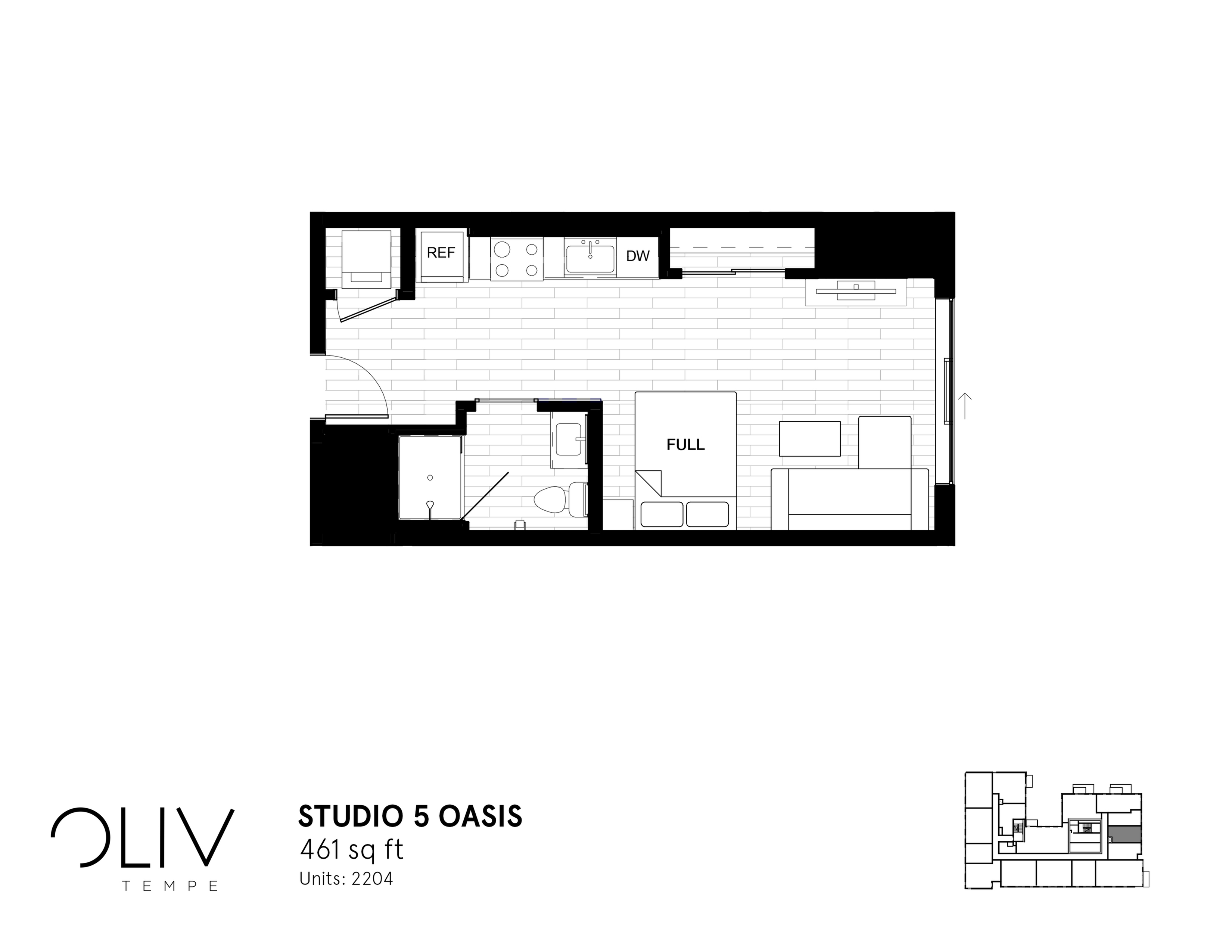 Studio 5 Oasis