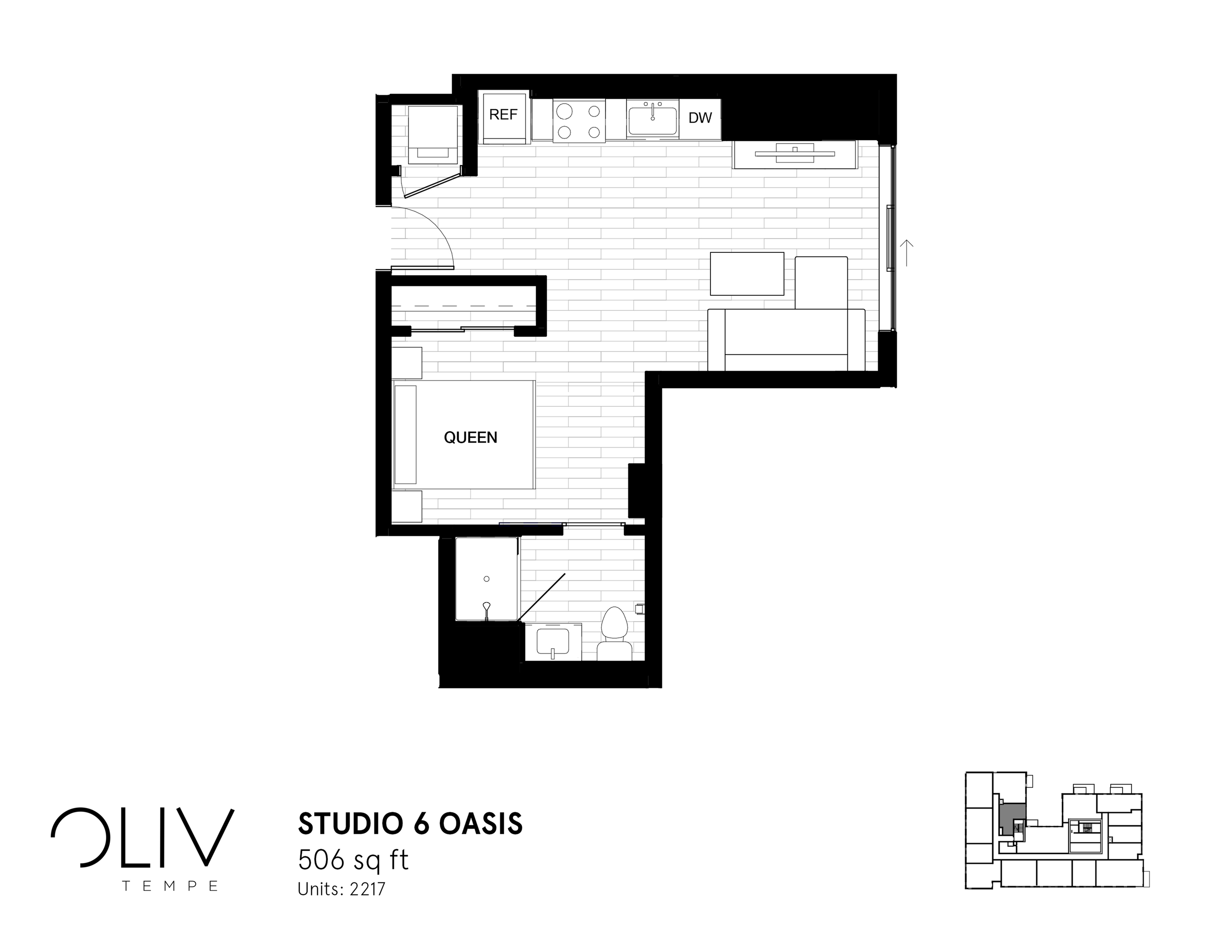 Studio 6 Oasis