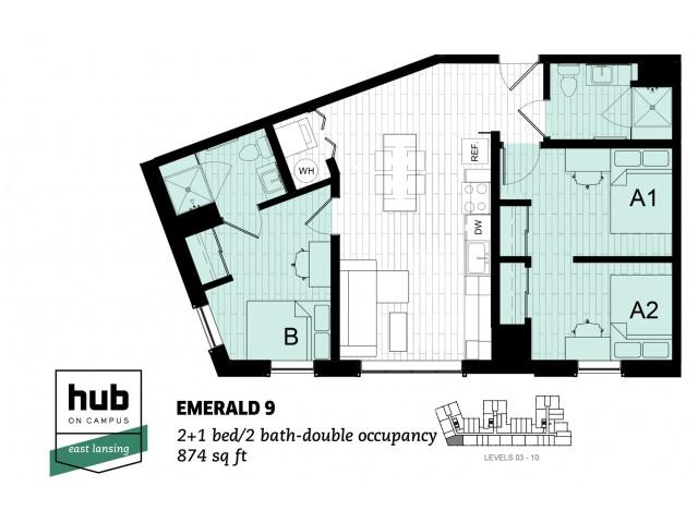 Emerald 9