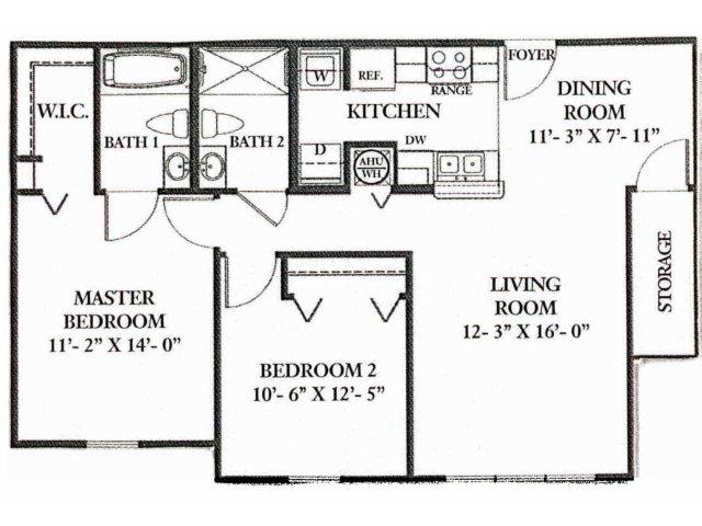 Williams Landing Apartments