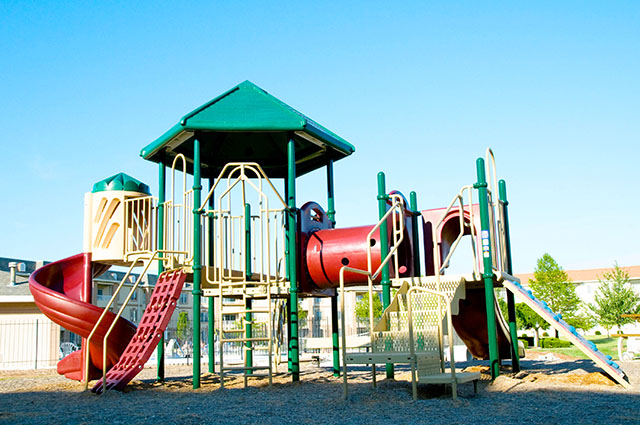 The Abbey - TLC Properties - Apartments Springfield, MO - Kids - Family - Playground