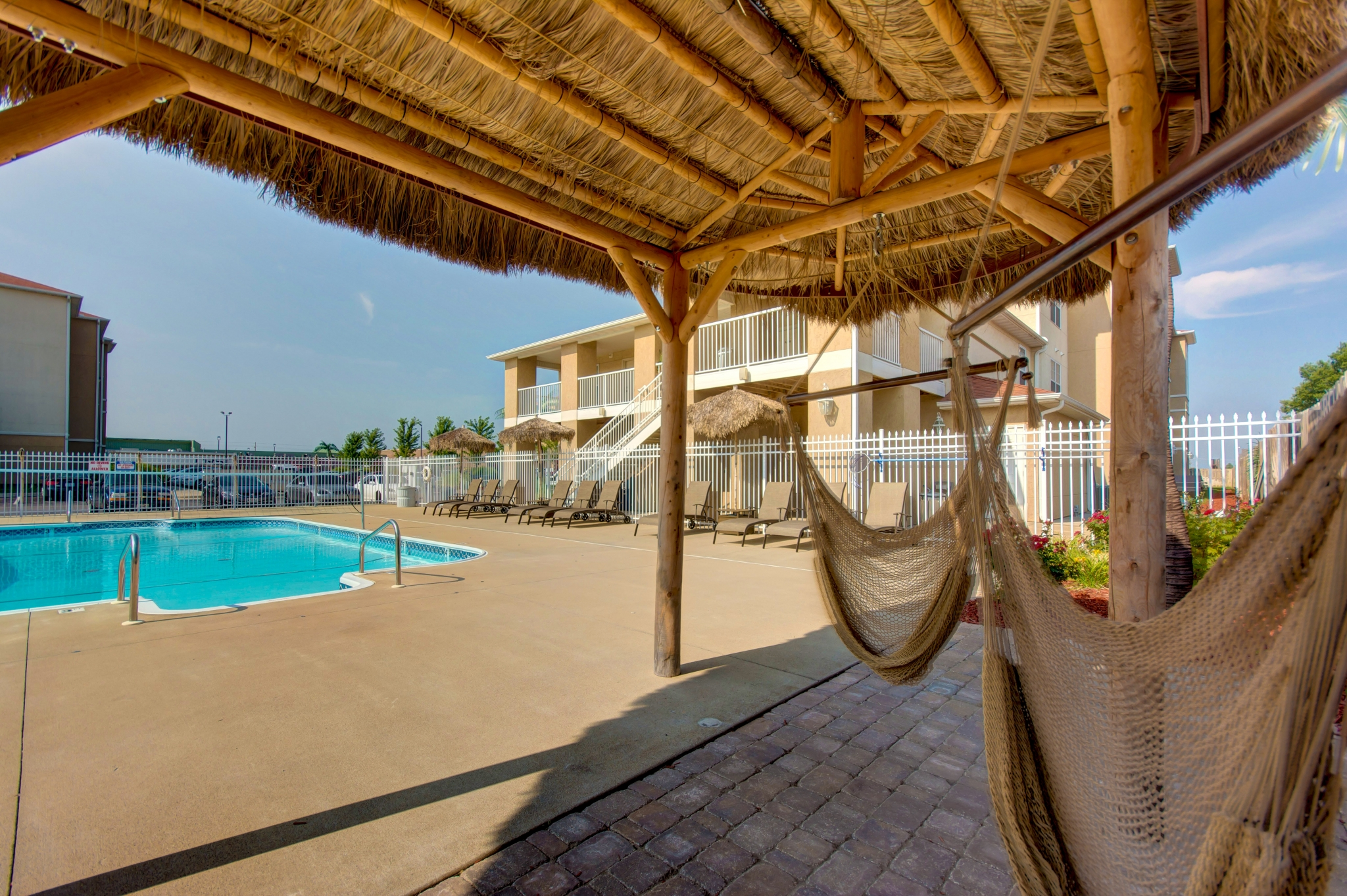 Palm Village - TLC Properties - Apartments Springfield, MO - Pool - Outdoor Pool - Swimming Pool - Luxury