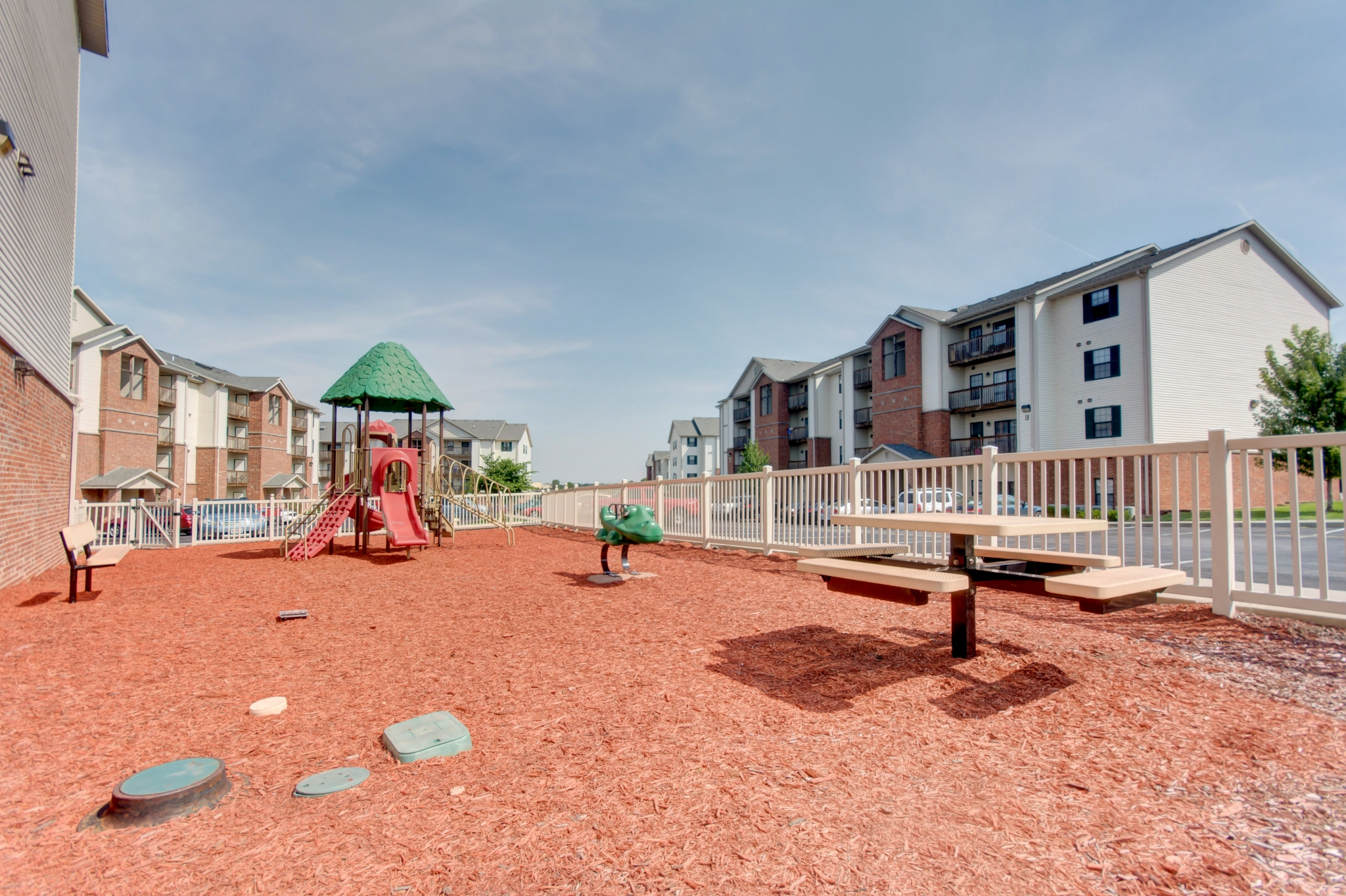 Orchard Park Apartments amenity playground