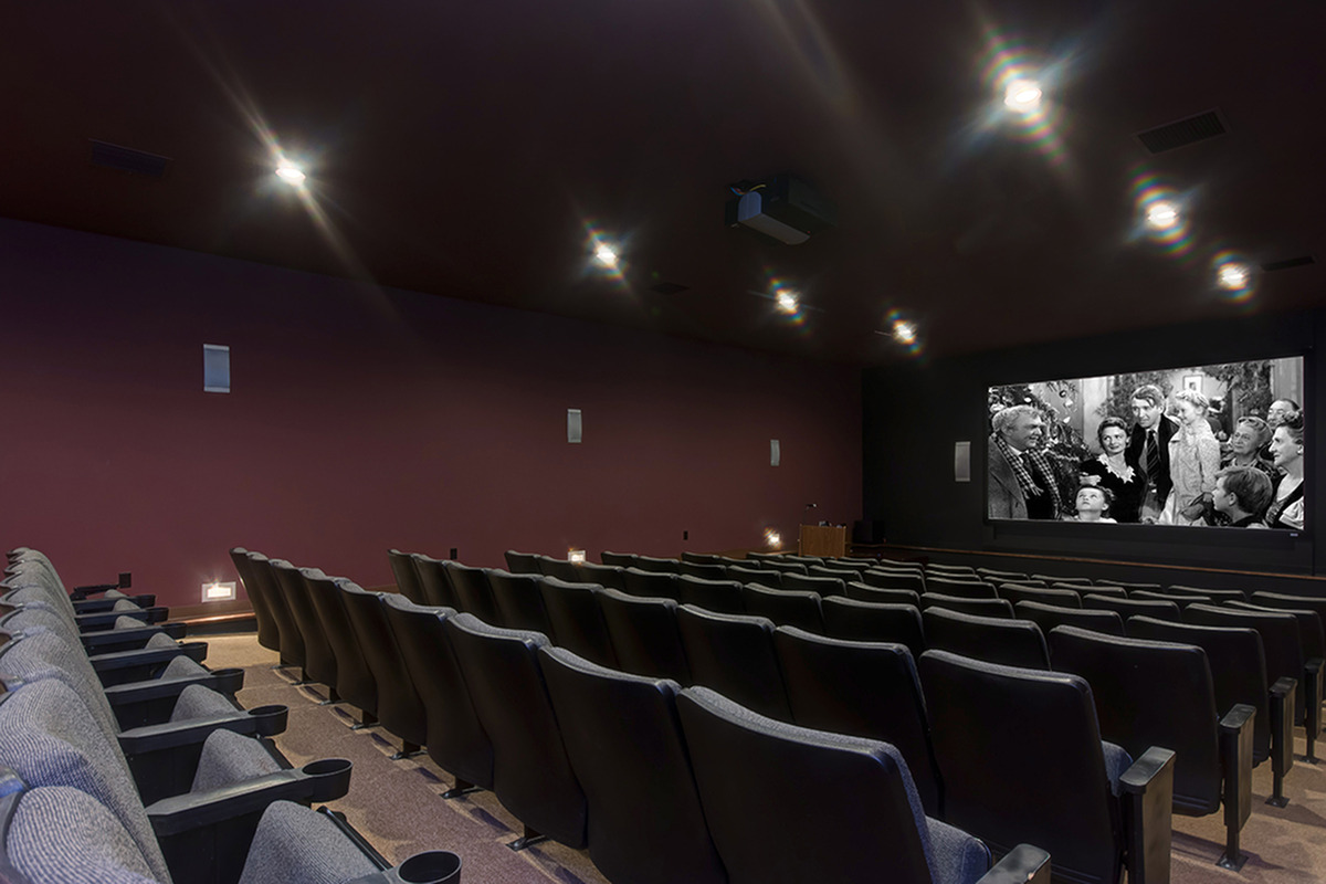 Orchard Park Movie Theater