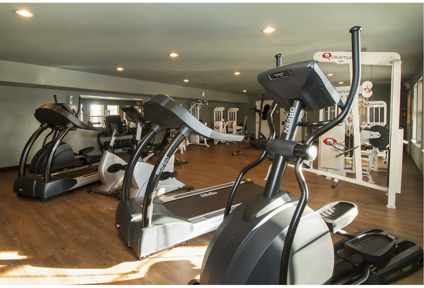 Orchard Park apartments new fitness center amenity