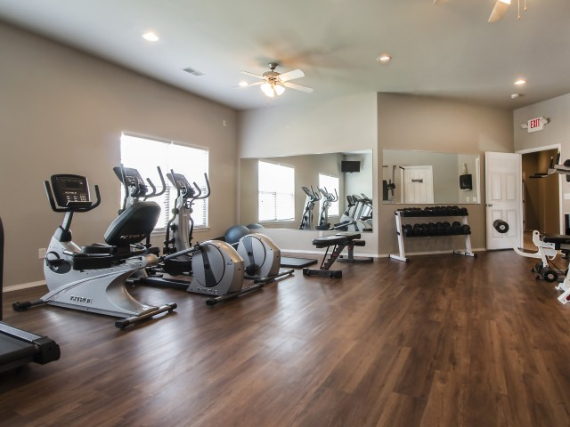 Marion Park Apartments - TLC Properties - Apartments Springfield, MO - Fitness Center - Fitness - Workout - Gym