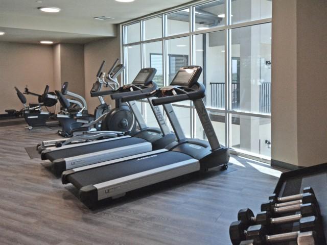Veranda Vistas amenities fitness center